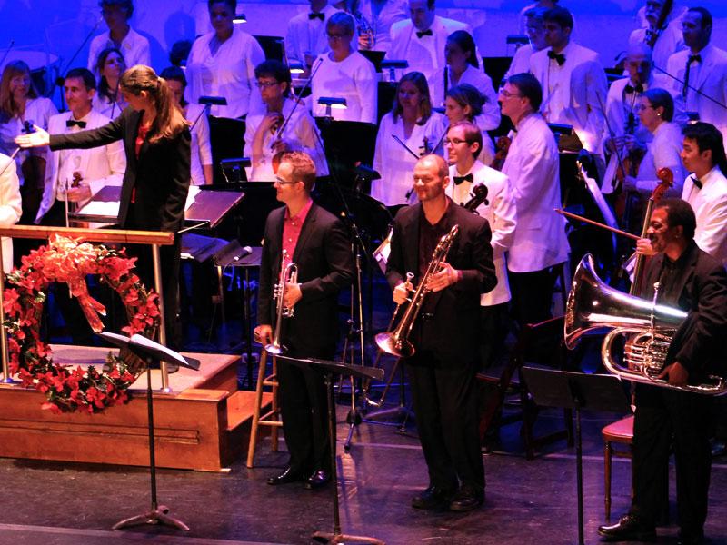 The Carolian Brass Quintet