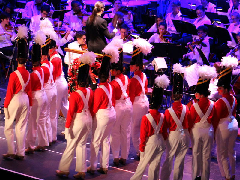 The Ballet Theater of Scranton presents the Parade of the Wooden Soldiers