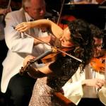 Jenny Oaks Baker performs with the NEPA Philharmonic