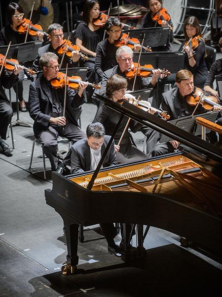 pianist and audience favorite, Jon Nakamatsu