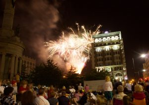 Free Independence Day Concert (Concert begins at 7:30PM) @ Lackawanna County Courthouse in Scranton | Scranton | Pennsylvania | United States